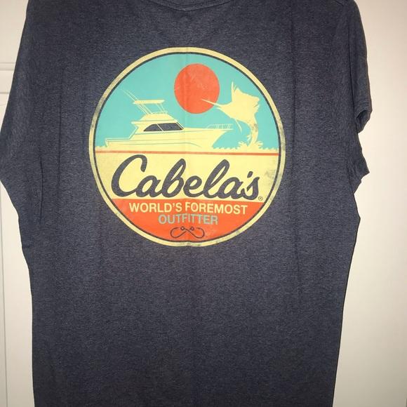 Cabela's Tops - Cabela's graphic t-shirt